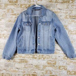 Brandy Melville denim jean jacket one size